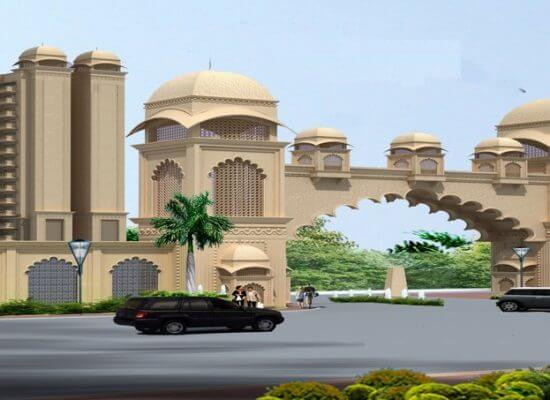 Flats in Ansal Royal Faridabad