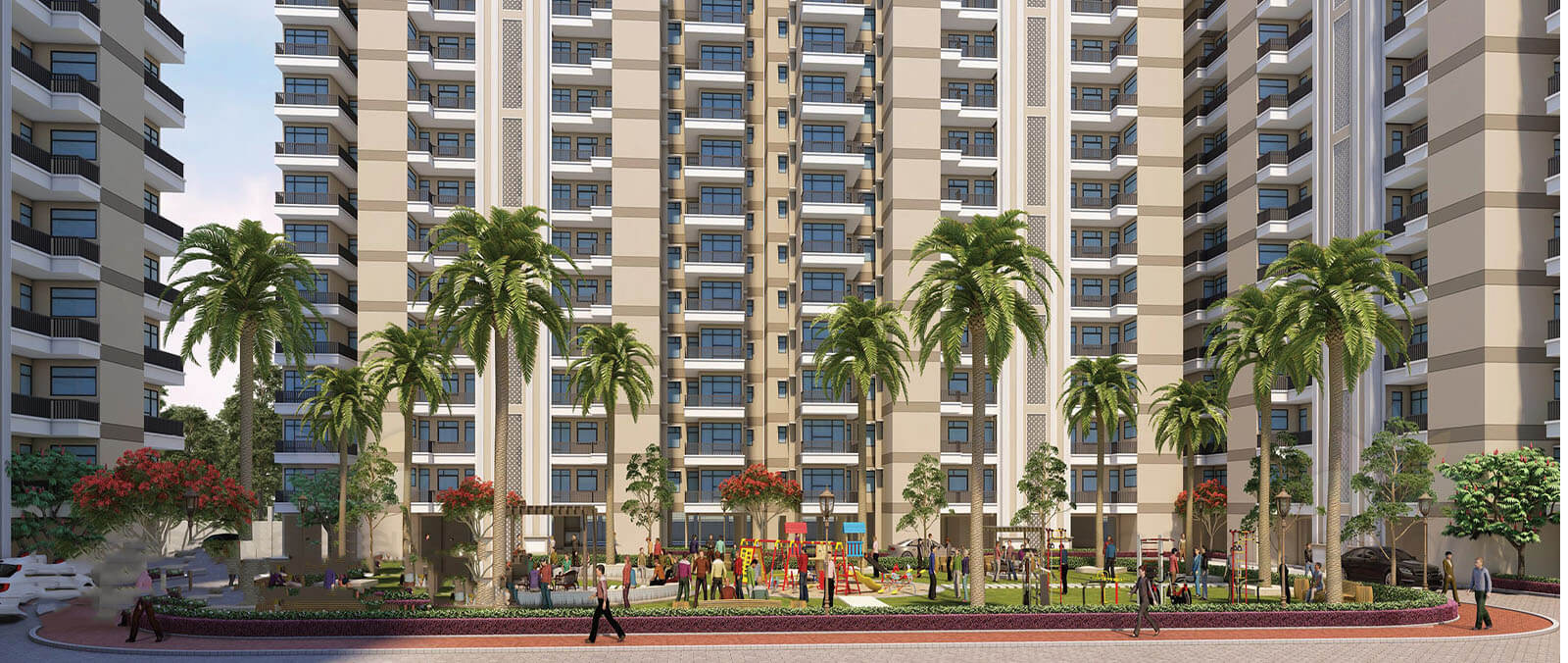 Flats for sale in Faridabad
